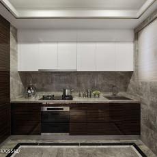 精选厨房混搭装修实景图片欣赏