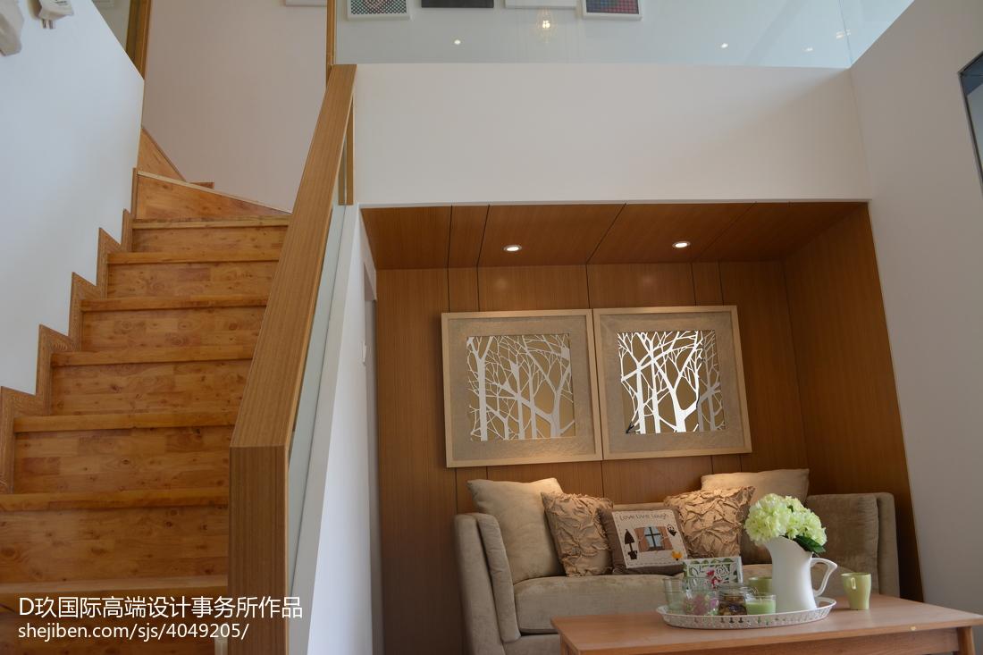 家用楼梯设计效果图大全欣赏