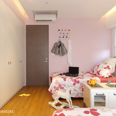 精美140平米四居客厅现代装修效果图片