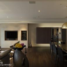 139平米四居客厅现代装修效果图片大全