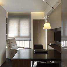 精选现代四居书房装修设计效果图