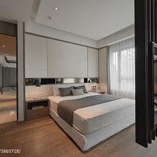 2018面积81平混搭二居卧室装修效果图片大全