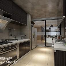 精选75平米二居厨房现代装修图