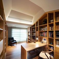 精选现代三居书房实景图片大全
