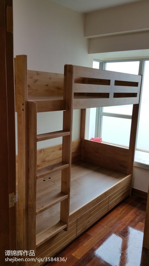 欧式卧室时尚灯饰柜装修设计图片