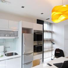 201880平米混搭小户型厨房实景图片大全