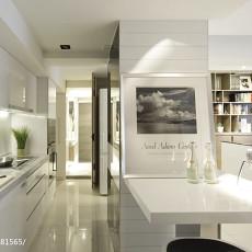 现代二居厨房欣赏图片