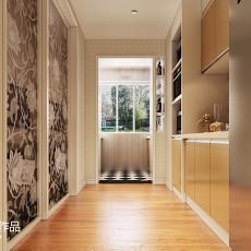 精选面积99平现代三居厨房装修实景图片大全