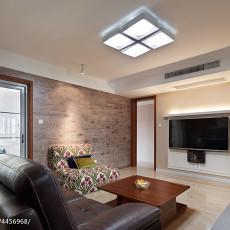 典雅145平混搭四居客厅装修图片
