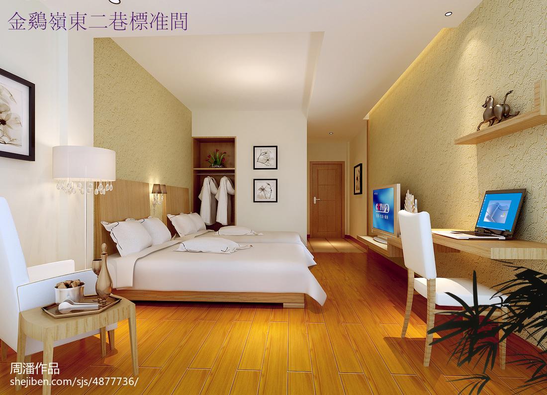 简中式卧室装修装潢