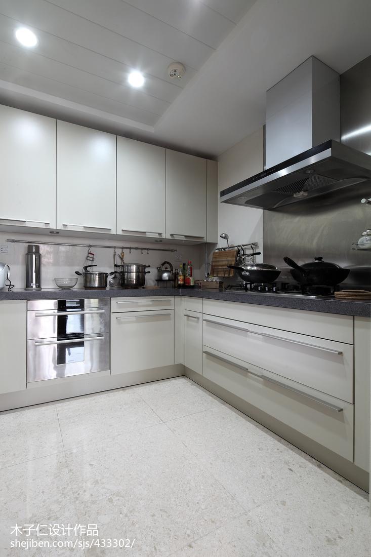 2018中式厨房装修设计效果图片