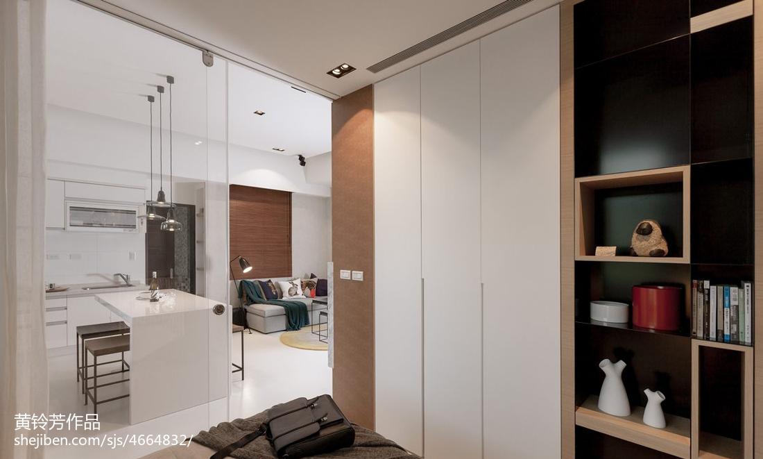 小户型卧室设计实景图