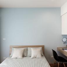 精选面积79平混搭二居卧室装饰图片大全