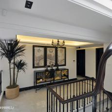 热门131平米现代别墅过道装修实景图片大全