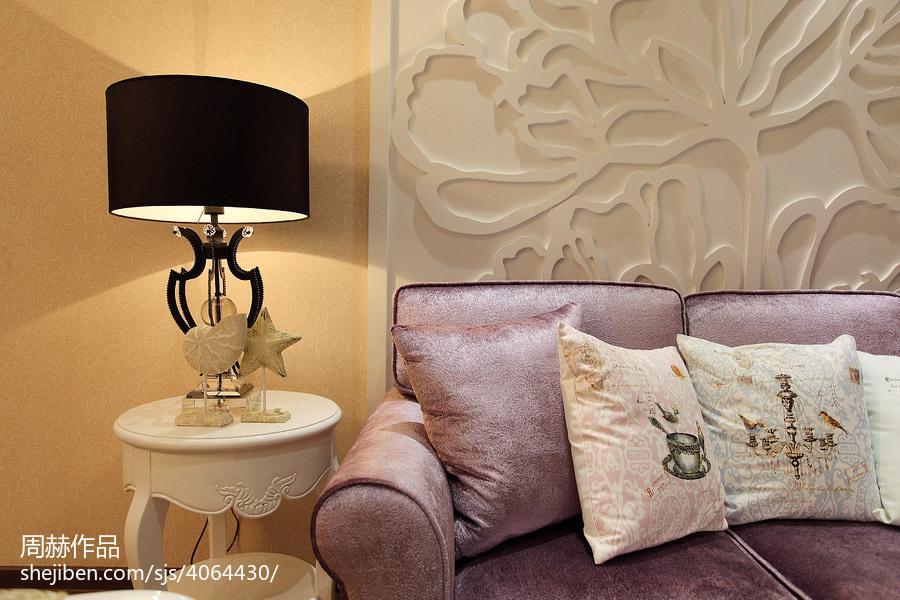精选客厅欧式装饰图片欣赏