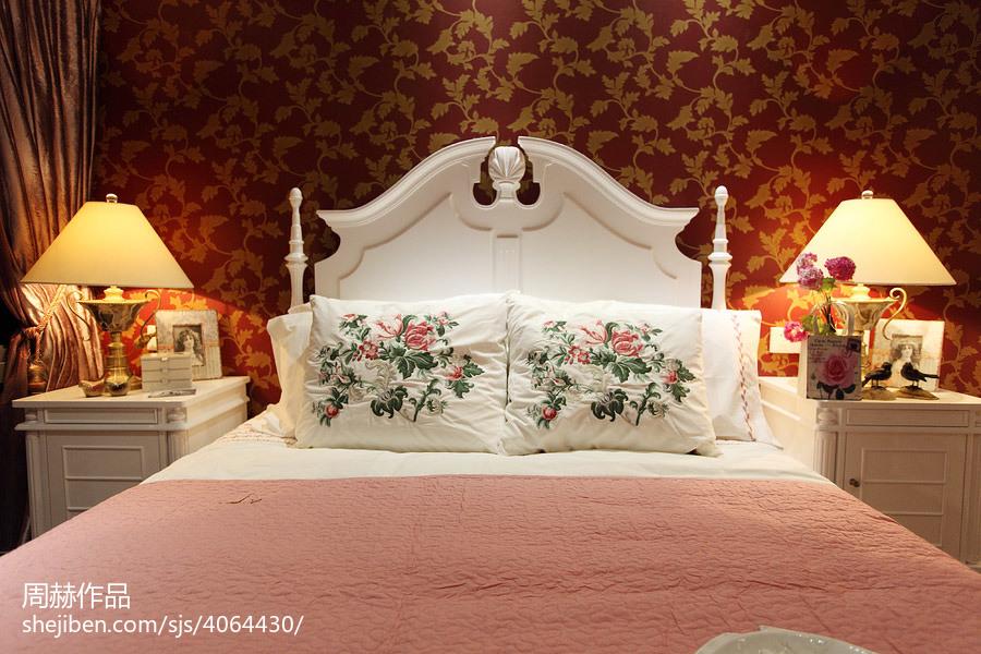 精选欧式卧室装修实景图片
