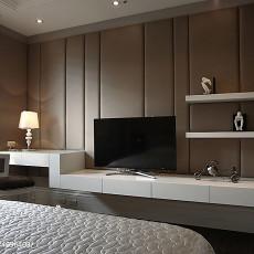 精选面积139平现代四居卧室效果图片