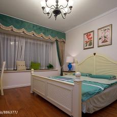 精美128平现代三居装饰图片