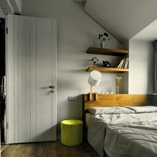 精美卧室混搭装修图片大全