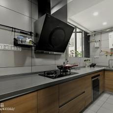 精选混搭厨房装修设计效果图片大全