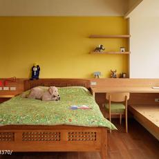 精美144平米混搭别墅卧室装修设计效果图片欣赏