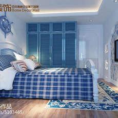 2016地中海卧室装修设计图片