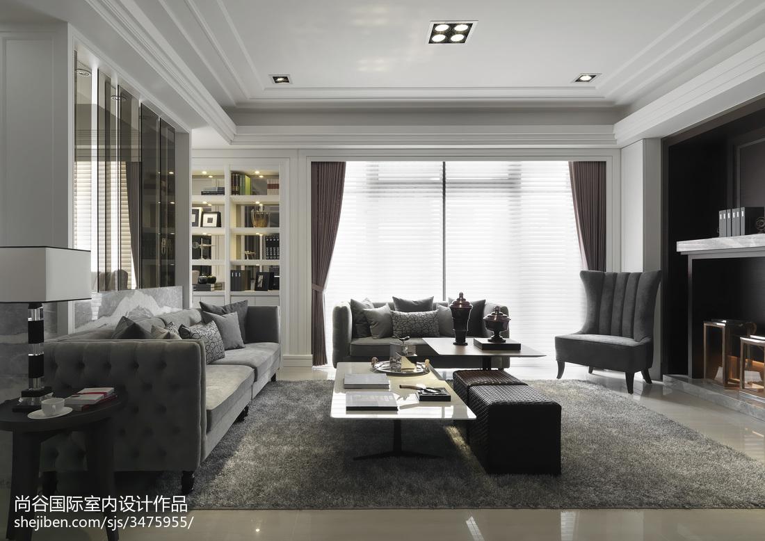 精选欧式客厅装饰图片大全