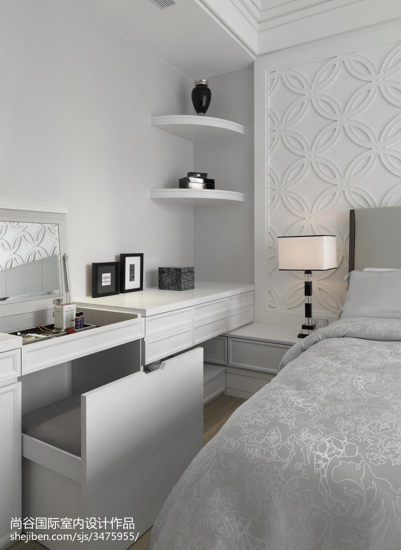 热门卧室欧式实景图片欣赏