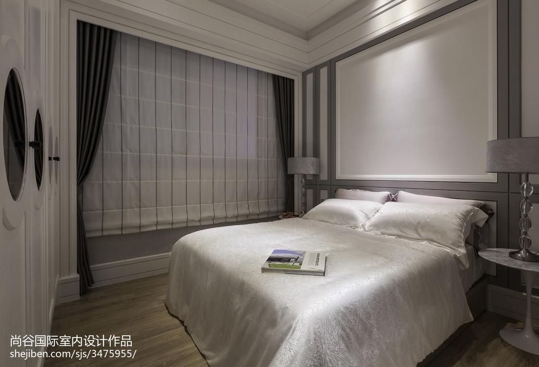 2018精选欧式卧室装修实景图