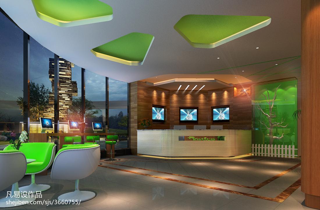 创意现代地台卧室设计