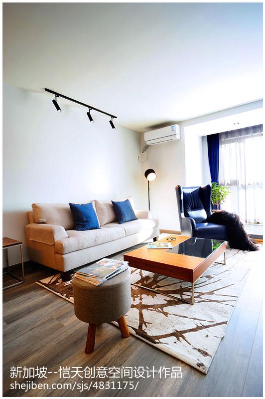 现代风格客厅装修效果图片大全欣赏
