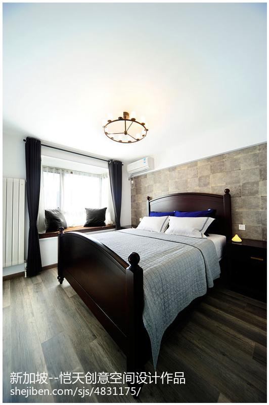 现代风格卧室装修效果图片欣赏