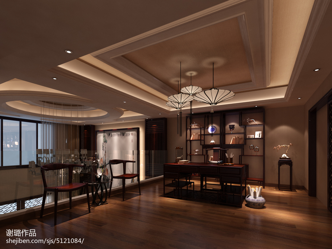 地中海家庭设计样板房欣赏