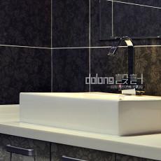 精选111平米四居卫生间现代装修欣赏图片大全