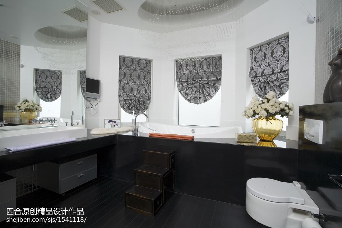 现代新中式卫浴设计