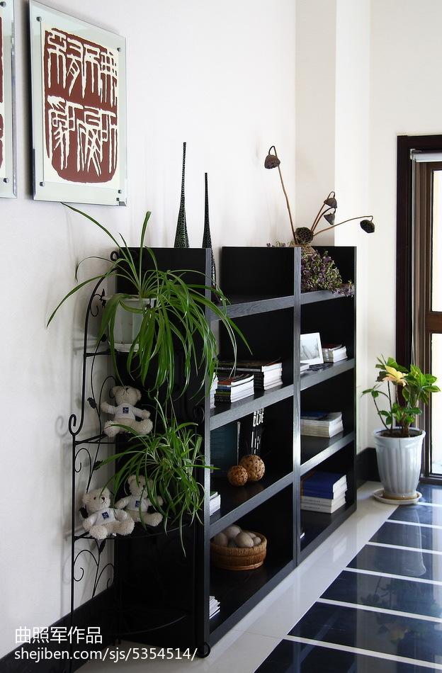 热门面积110平别墅客厅现代装修欣赏图片大全