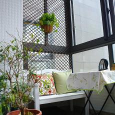 东南亚阳台设计图片欣赏
