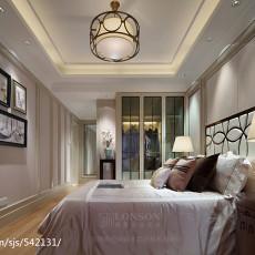 精美卧室欧式装修效果图片