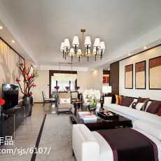 热门客厅现代欣赏图片