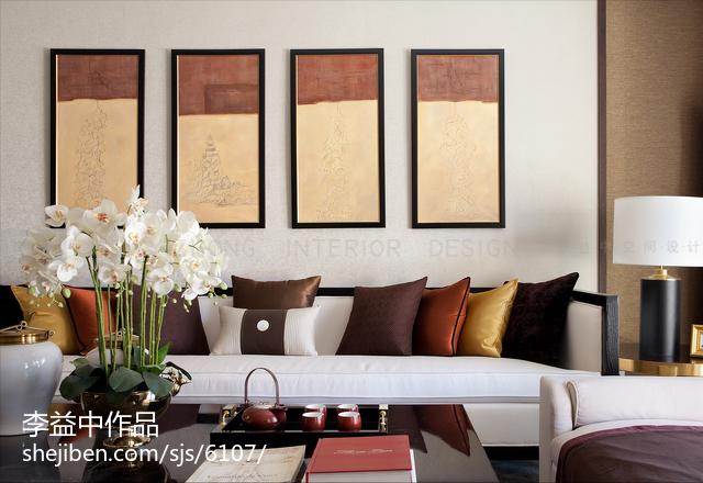 热门现代客厅装修图