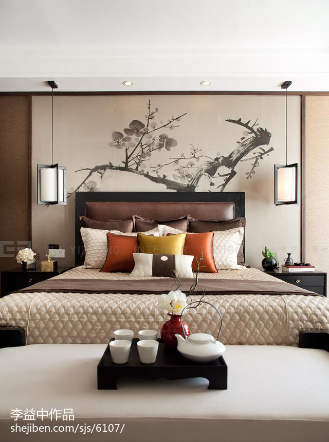 精美卧室现代欣赏图