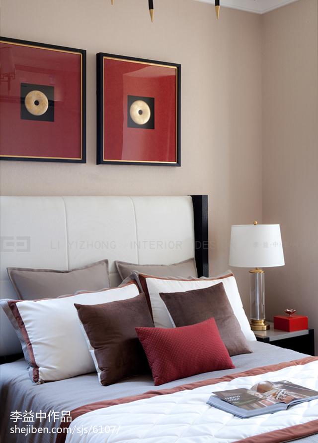 76.7平精美卧室现代装修效果图片欣赏