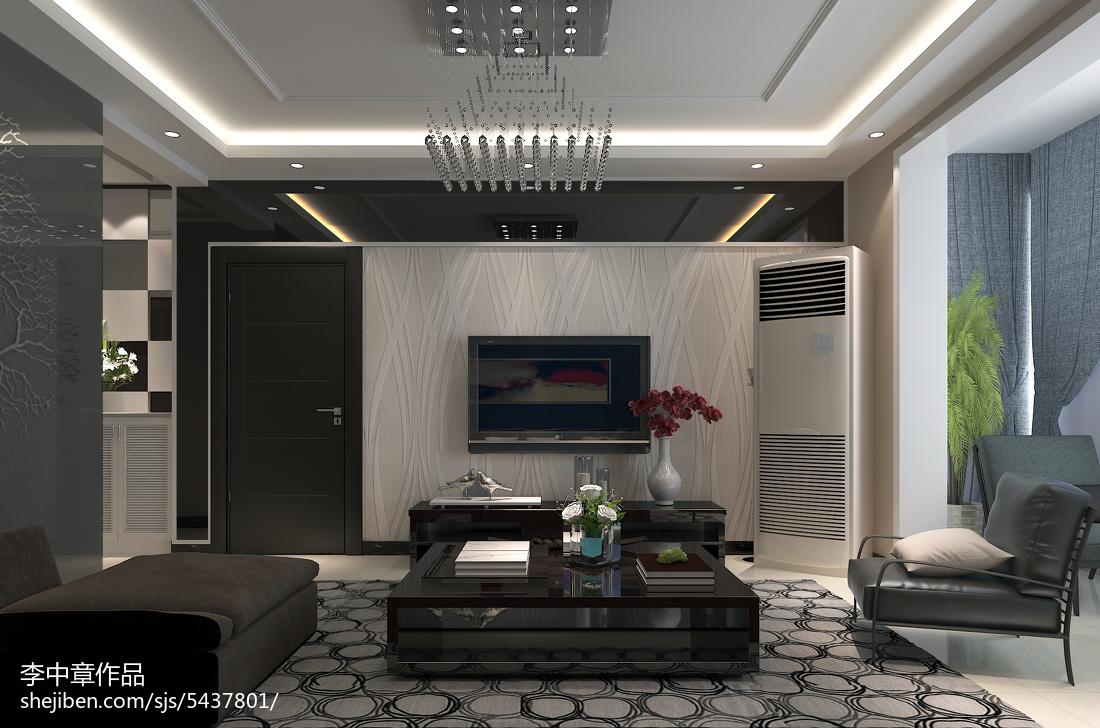 欧式风卧室装修图设计