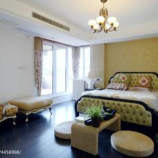 质朴692平美式别墅卧室装饰美图