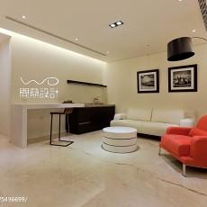 精美面积111平别墅卧室现代装修实景图片欣赏