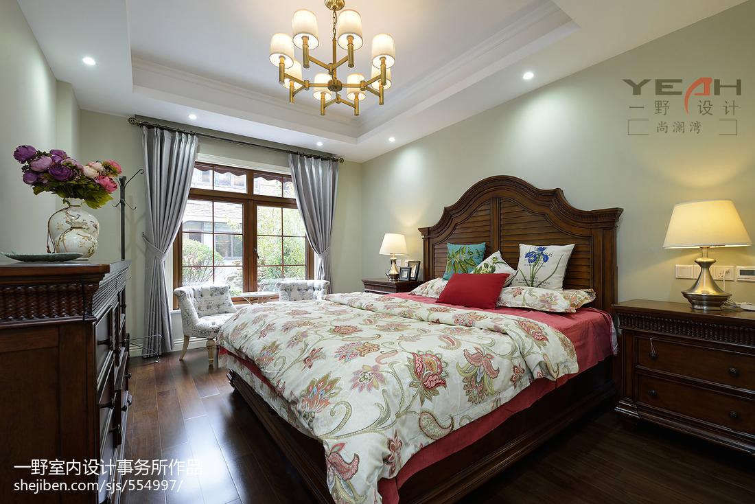 美式卧室家具设计