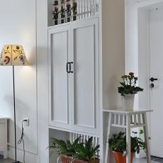热门71平米二居客厅现代装饰图片欣赏