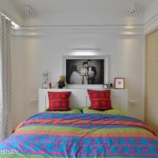 精致74平现代二居卧室图片大全