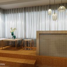 热门111平米四居休闲区现代效果图片大全