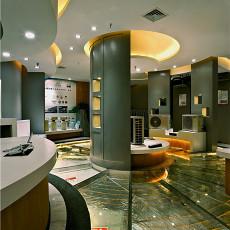 热门面积88平东南亚二居餐厅装修设计效果图片大全